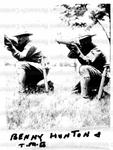 Benny Hunton and Thomas Montgomery Gregory
