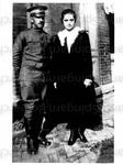 Thomas Montgomery Gregory with Hugh Ella Hancock Montgomery Gregory